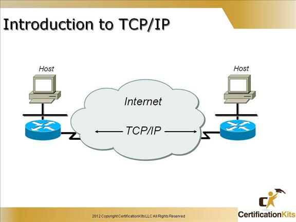 a review of the tcp ip project by the department of defense in 2000